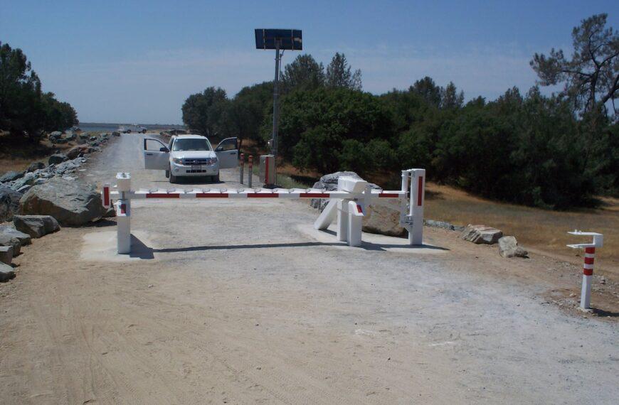 Beam Barricade DSC7500