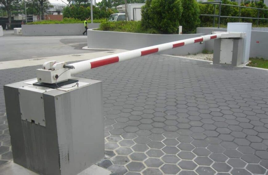 Beam Barricade TT212EC