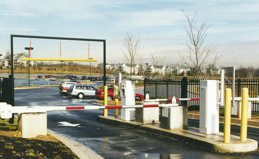 Beam Barricade TT212