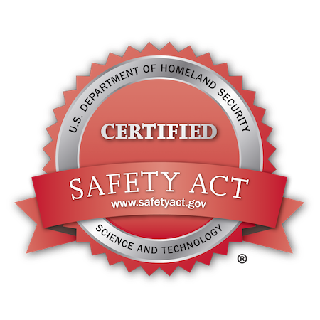 Delta Scientific Corporation Safety Act Certification