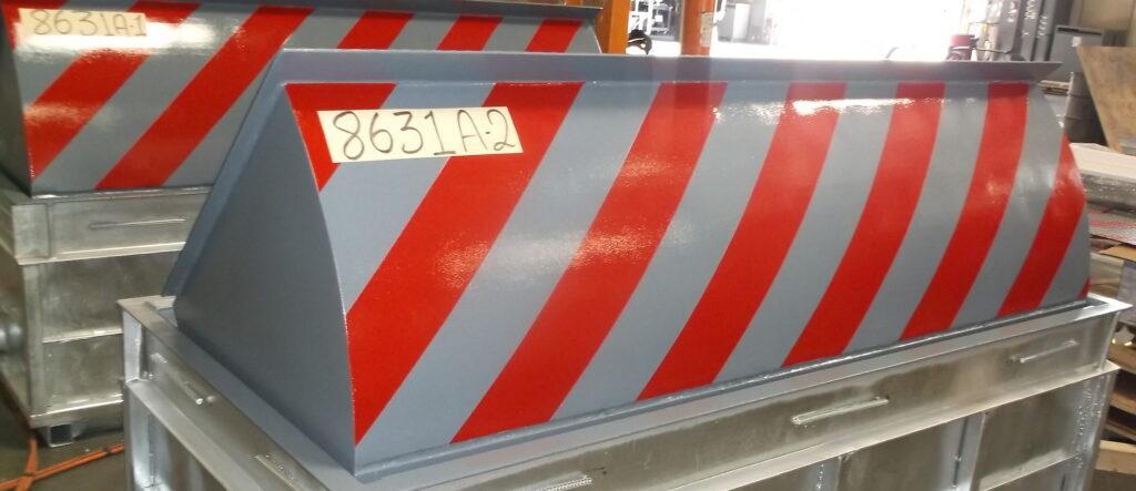Wedge Barricade HD200