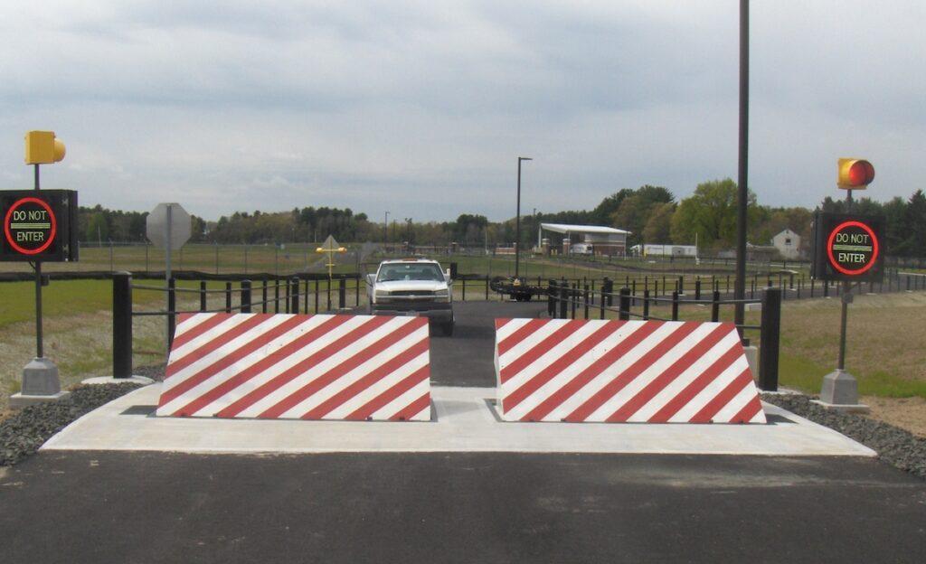 Traffic Management Security Barricades | Delta Scientific