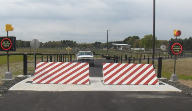 Traffic Management Security Barricades   Delta Scientific
