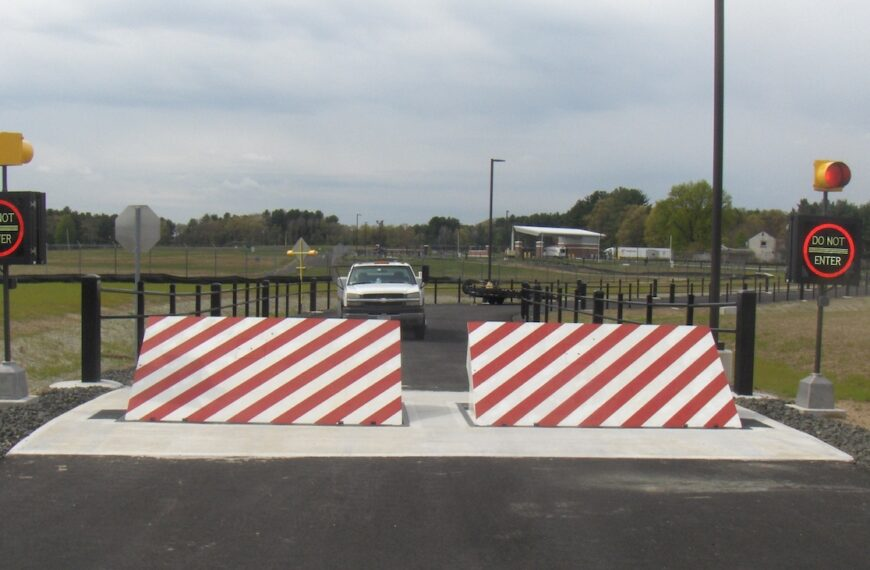 Wedge Barricades