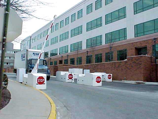 Parking Control Gates
