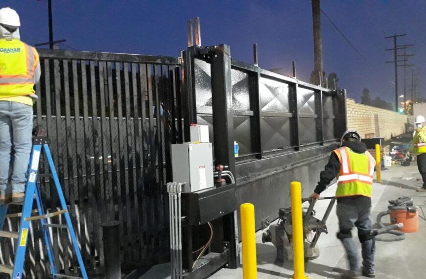Sliding Gates TT300