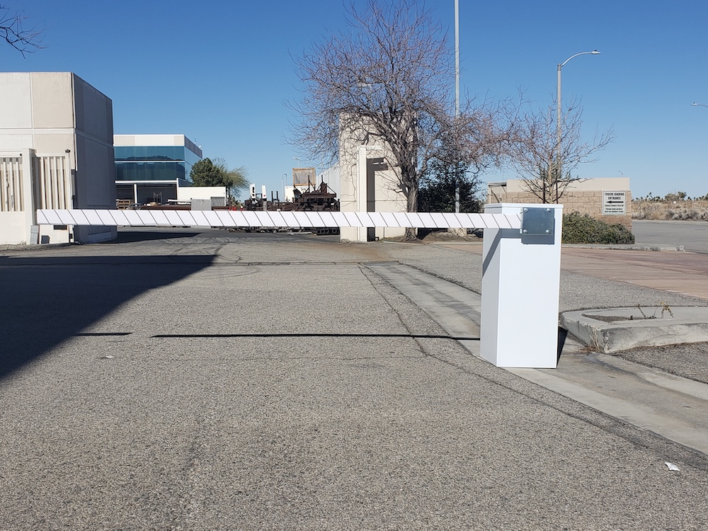 AG812 Parking Lot Gate for Vehicle Access Control
