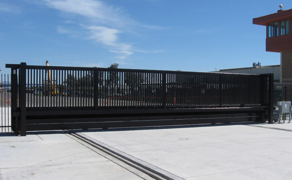 TT280 High Security Sliding Gate | Delta Scientific Corporation