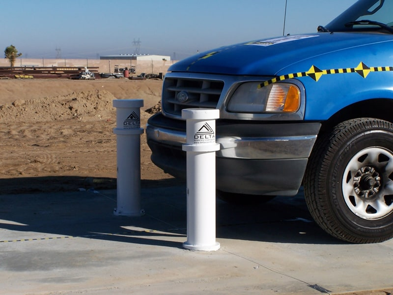 The Roles of Industrial Bollards in the Petrochemical Industry   Delta Scientific