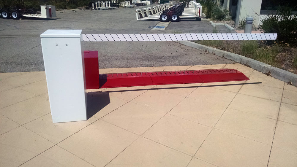 Parking Control Beam AG812 | Delta Scientific