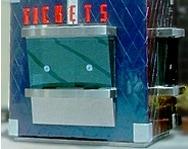 Custom Booths – Ticket Booths | Delta Scientific