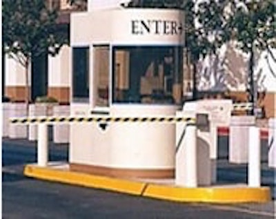 The Versatile Security of Round Guard Booths   Delta Scientific