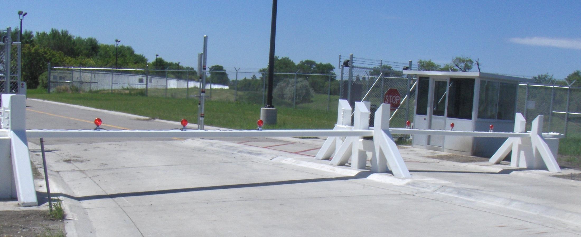 DSC7000 High Security Beam Barricade | Delta Scientific