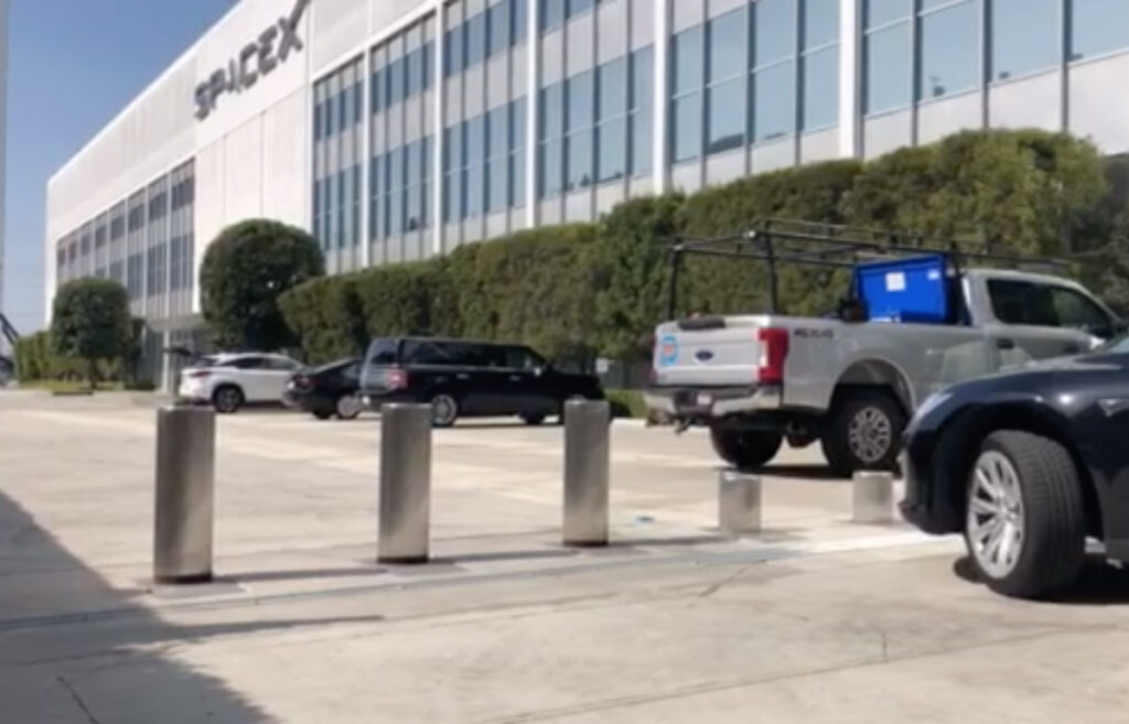 Private Sector Security at SpaceX Headquarters | Delta Scientific