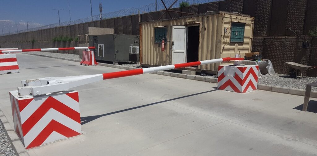 Beam Barricade TT212E   Delta Scientific