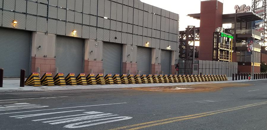 DSC2000 Phillies Stadium Security | Delta Scientific